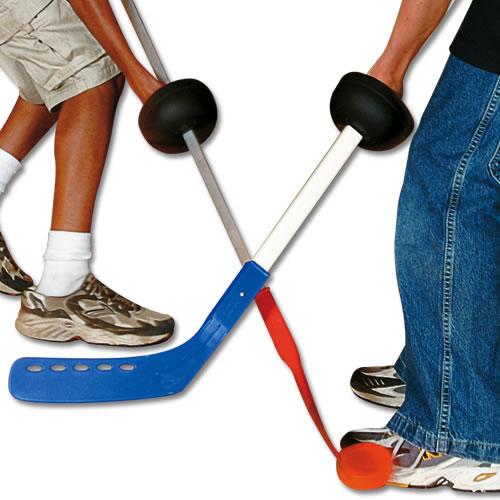 Hockey floor hockey stick hand shield for Floor hockey stick