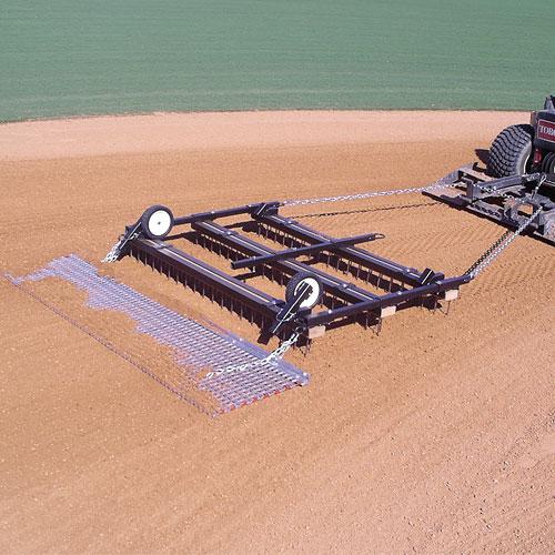 Baseball Tractor Drag : Baseball softball field ft premium